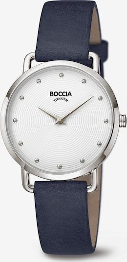 Boccia Titanium Boccia Damen-Uhren Analog Quarz ' ' in blau / silber, Produktansicht