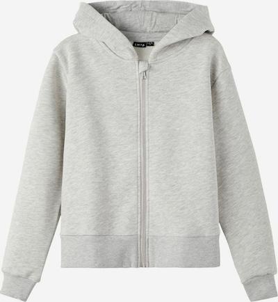 NAME IT Zip-Up Hoodie in Grey / Light grey, Item view