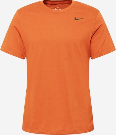 NIKE Sportshirt in orange, Produktansicht