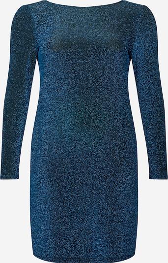 ONLY Carmakoma Robe en bleu, Vue avec produit