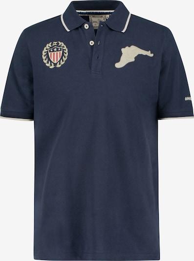 GOODYEAR Poloshirt 'Darlington' in blau, Produktansicht
