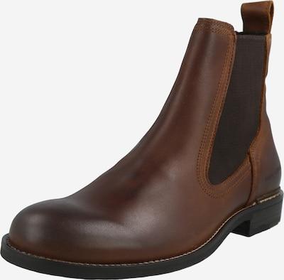 Marc O'Polo Chelsea boots 'Sami' in de kleur Bruin / Zwart, Productweergave