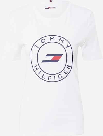 Tommy Sport Sportshirt in navy / rot / weiß, Produktansicht