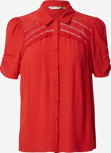 NAF NAF Блуза 'HAMA C1' в червено, Преглед на продукта