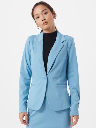 ICHI Blazer 'Kate' | svetlo modra barva, Prikaz modela