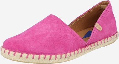Espadrillas 'CARMEN CALPE' VERBENAS di colore rosa, Visualizzazione prodotti