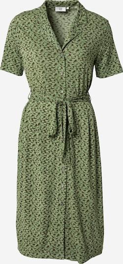 Noa Noa Kleid in grün / dunkelgrün, Produktansicht