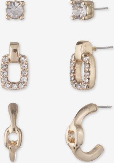 Lauren Ralph Lauren Обеци в злато / бяло, Преглед на продукта