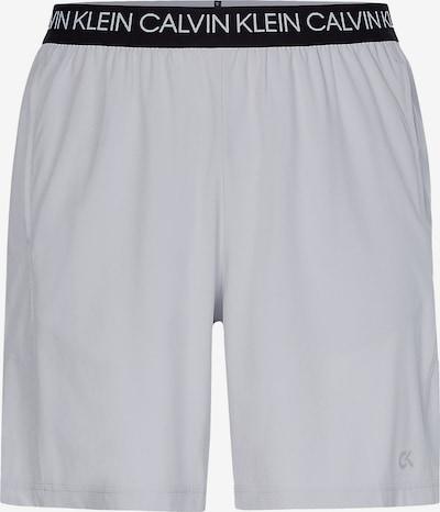 Calvin Klein Performance Sportbroek in de kleur Grijs / Zwart, Productweergave