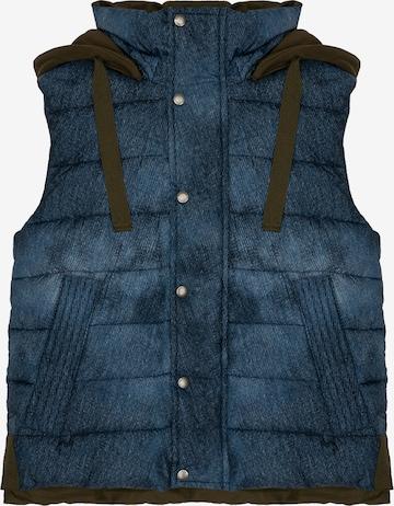 Gulliver Vest in Blue