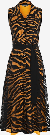 Ana Alcazar Blusenkleid ' Zapa ' in braun, Produktansicht