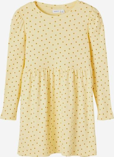 NAME IT Kleid in gelb / orange, Produktansicht