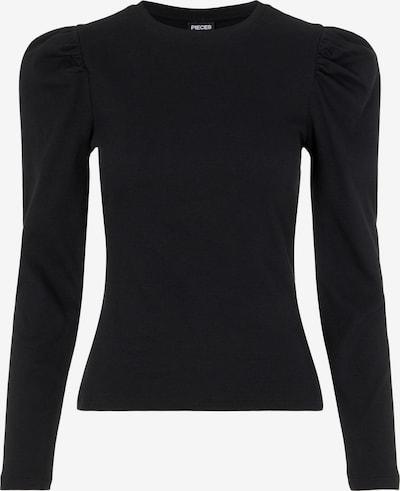 PIECES T-shirt 'Anna' i svart, Produktvy