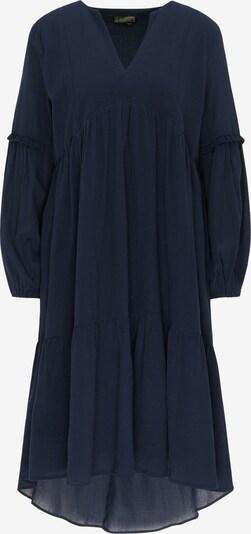 DreiMaster Vintage Kleid in blau / dunkelblau, Produktansicht