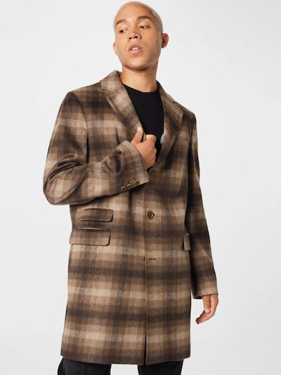 Demisezoninis paltas iš DRYKORN, spalva – ruda / šviesiai ruda, Modelio vaizdas