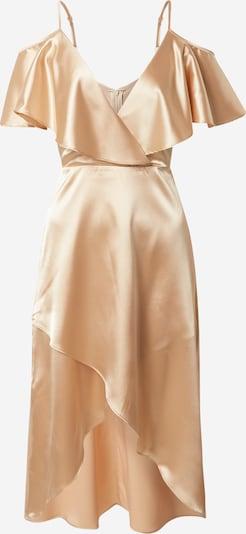 TFNC Vestido de gala 'ANGELA' en champán, Vista del producto