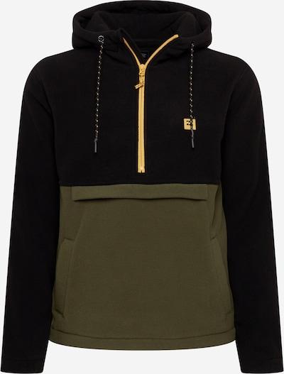 BILLABONG Sweatshirt in Khaki / Black, Item view