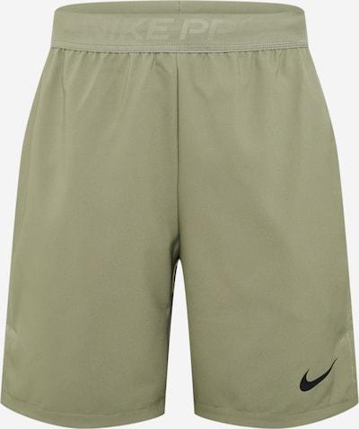 NIKE Pantalon de sport en olive, Vue avec produit