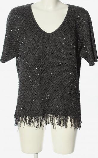 Marina Rinaldi Strickshirt in L in silber, Produktansicht