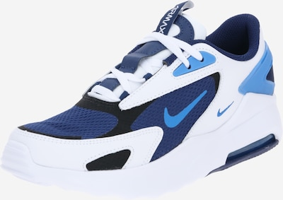 Nike Sportswear Сникърси в нейви синьо / кралско синьо / бяло, Преглед на продукта