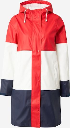 Geacă funcțională 'Agneta' Weather Report pe bleumarin / roșu deschis / alb murdar, Vizualizare produs