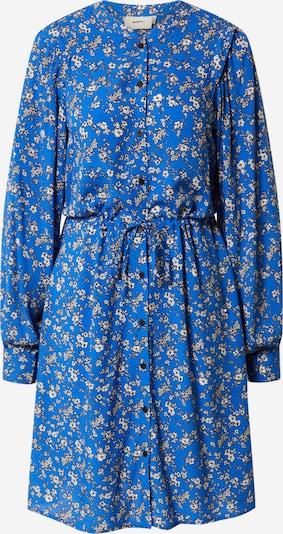 Moves Skjortklänning 'Danabel' i blå / svart / vit, Produktvy