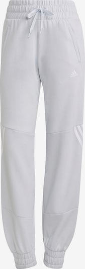 ADIDAS PERFORMANCE Sports trousers in Light blue / White, Item view