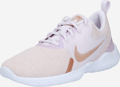 NIKE Running shoe 'Flex Experience Run 10' in light beige / bronze / pastel purple, Item view