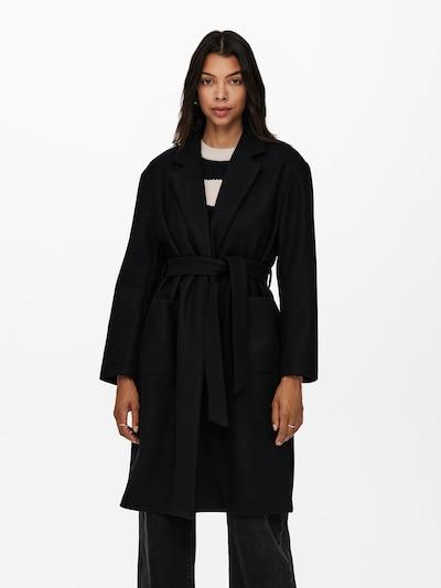 ONLY Ανοιξιάτικο και φθινοπωρινό παλτό σε μαύρο, Άποψη μοντέλου