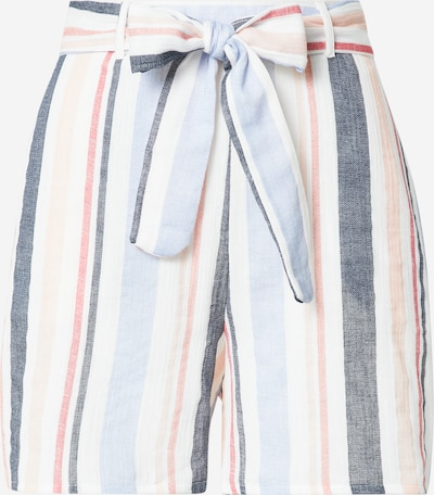 ABOUT YOU Broek 'Antonia' in de kleur Blauw / Geel / Rood / Wit, Productweergave