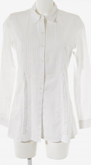 GABI LAUTON Long-Bluse in M in weiß, Produktansicht