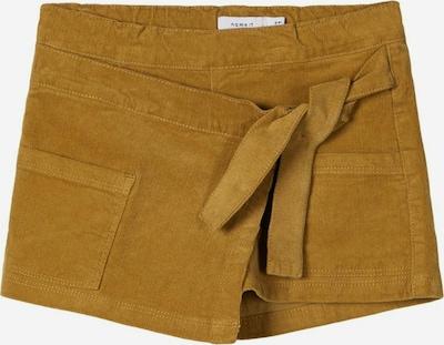 NAME IT Pantalon en marron, Vue avec produit