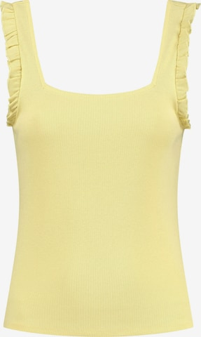 Shiwi - Top 'LIMA' en amarillo