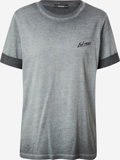 GUESS T-shirt 'GINETTE' i mörkgrå / gråmelerad, Produktvy