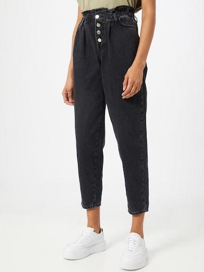 Jeans 'CUBA' ONLY di colore nero denim, Visualizzazione modelli