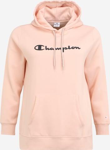 Champion Authentic Athletic Apparel Sweatshirt i rosa