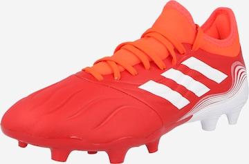 ADIDAS PERFORMANCE Jalgpallijalats 'Copa Sense.3', värv punane