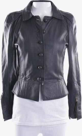VALENTINO Lederjacke in XS in schwarz, Produktansicht