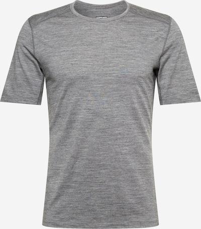 Icebreaker Camiseta funcional en gris moteado, Vista del producto