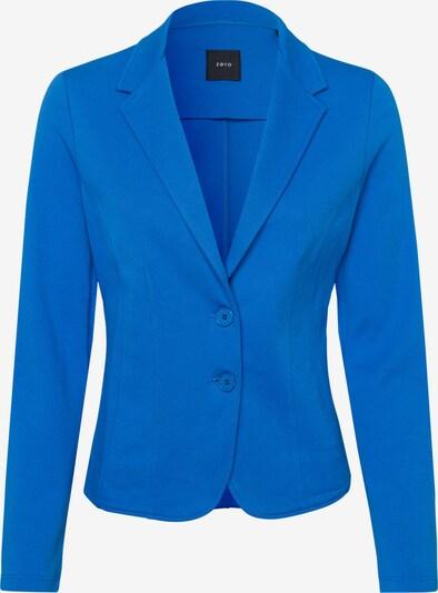 zero Jerseyblazer in blau, Produktansicht