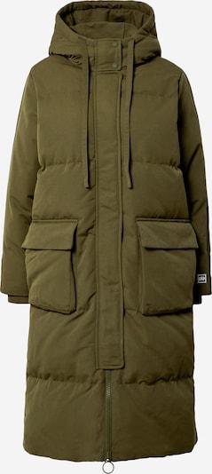 Žieminis paltas iš GAP , spalva - alyvuogių spalva, Prekių apžvalga