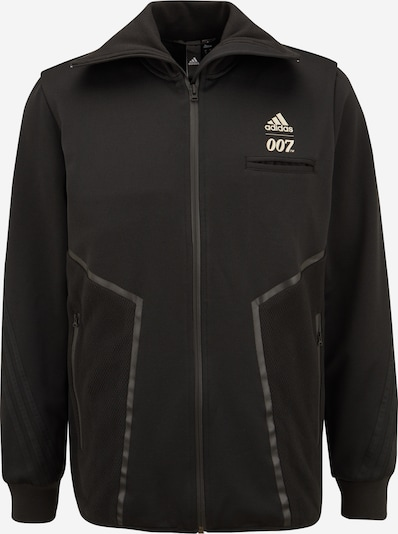 ADIDAS PERFORMANCE Athletic Jacket in Gold / Black, Item view
