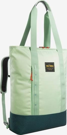 TATONKA Rucksack in gelb / dunkelgrau / pastellgrün / orange, Produktansicht