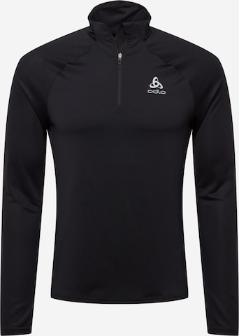ODLO Λειτουργικό μπλουζάκι σε μαύρο