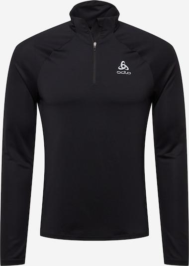 ODLO Performance Shirt in Black / Silver, Item view