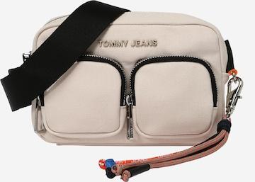 Tommy Jeans Crossbody Bag in Beige