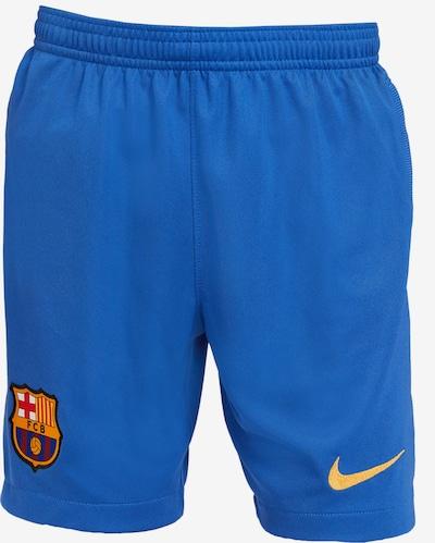 NIKE Sporthose in blau / weiß, Produktansicht
