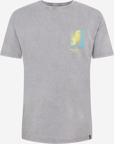 SHINE ORIGINAL T-Krekls zils / dzeltens / pelēks, Preces skats