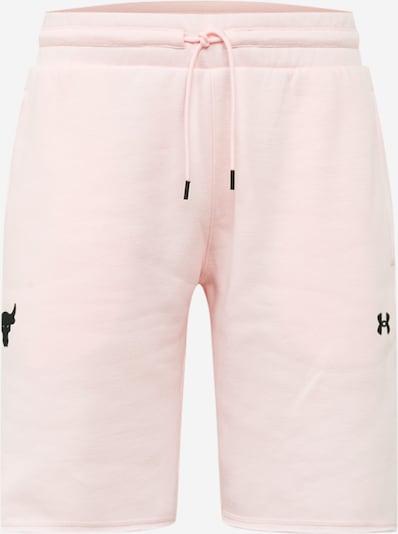 UNDER ARMOUR Sportshorts in rosa / schwarz, Produktansicht