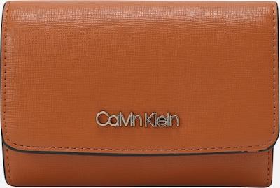 Calvin Klein Geldbörse 'TRIFOLD' in cognac, Produktansicht